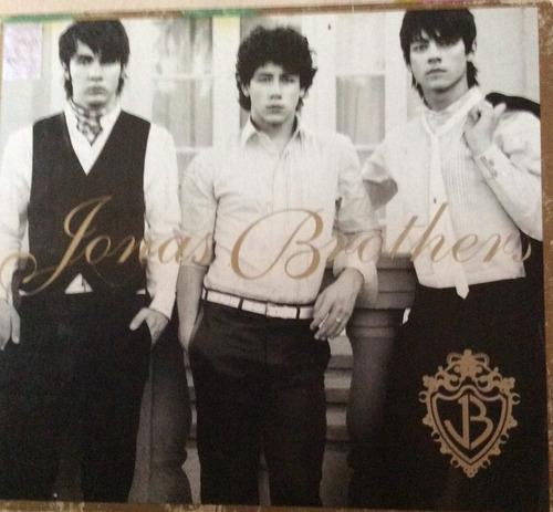 disco de los jonas brothers 2007