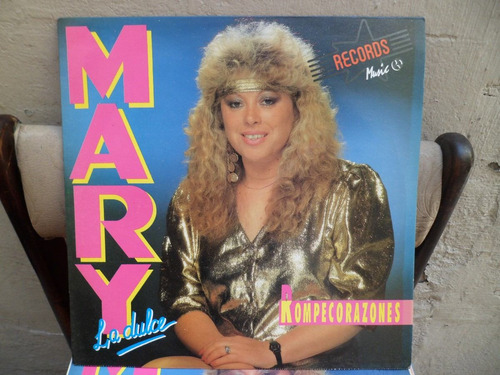 disco de mary la dulce