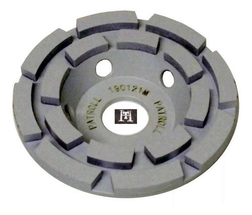 disco de muela diamantada 100 mm patroll pms-4g de aliafor