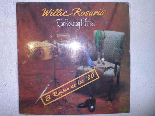 disco de salsa willie rosario - the roaring fifties (1991)
