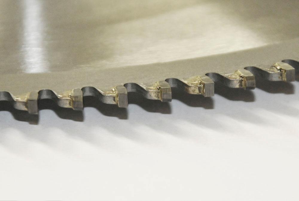 Disco de serra 250mm 100 dentes w dea corta aluminio - Disco corte aluminio ...