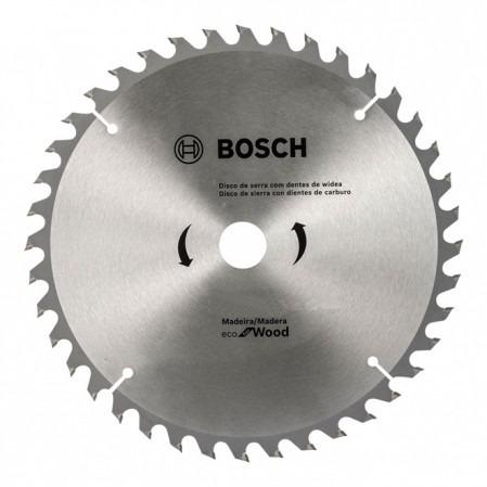 disco de serra circular eco 40d bosch 10'' pole 2608644335