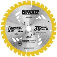 disco de sierra p/madera 7 1/4 x 36 dientes carburo tlsin302