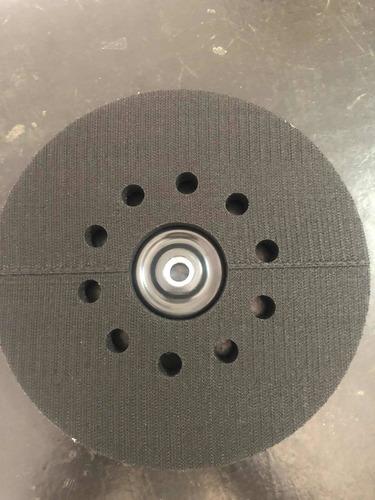 disco de velcro lixadeira de parede 10 furos