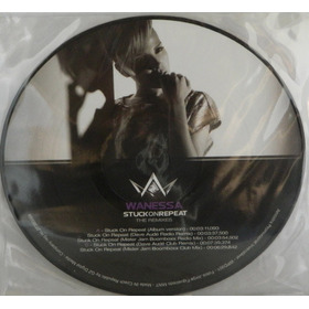 Disco De Vinil - Wanessa - Stuck On Repeat - Lp Picture Disc
