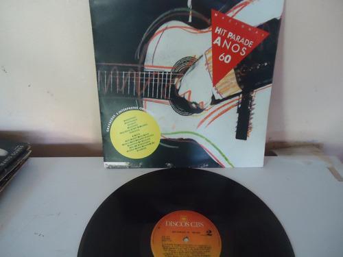 disco de vinil- hit parade anos 60