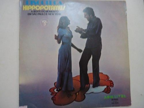 disco de vinil lp discoteca hippopotamus