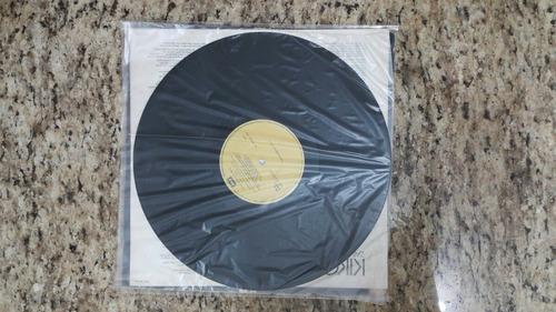 disco de vinil  (lp) - kiko zambianchi