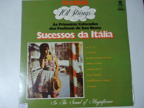 disco de vinil lp sucessos da itália