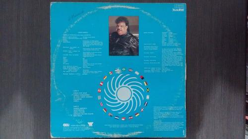 disco de vinil tim maia - somos américa