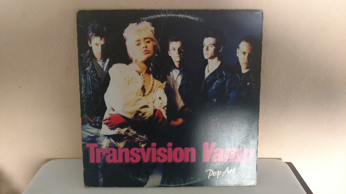 transvision vamp pop art