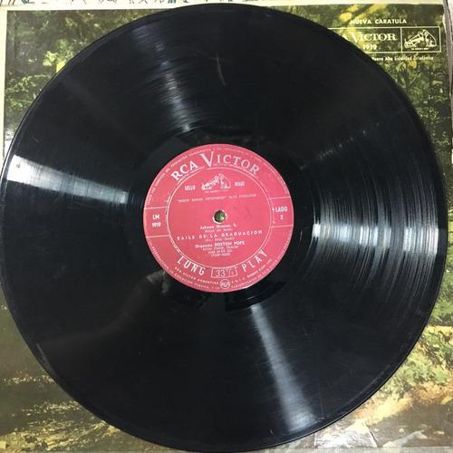 disco de vinilo - ballet