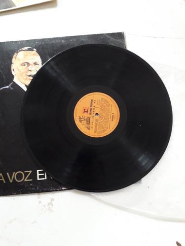 disco de vinilo. frank sinatra