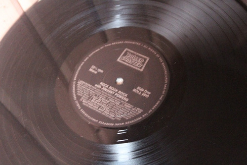 disco de vinilo jhonny powers-rockabilly 50´