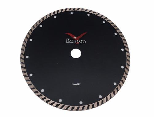 disco diamantado 180mm bravo turbo tb-7 de aliafor