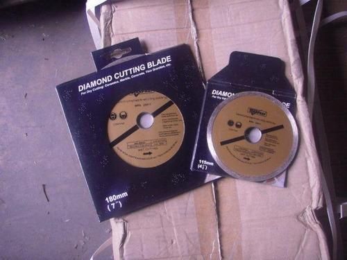 disco diamantado  4.1/2 continuo stanprof