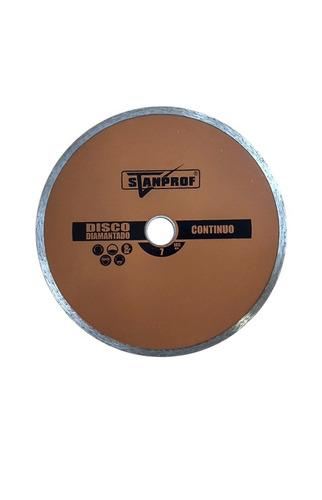 disco diamantado 7 continuo stanprof u.e:50