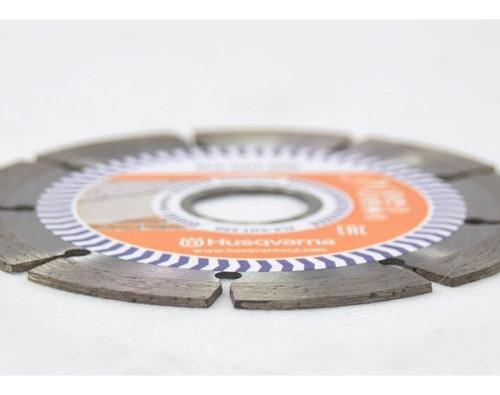 disco diamantado 9  segmentado husqvarna