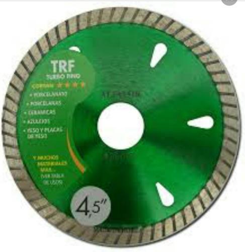 disco diamantado aliafor turbo fino trf 115 4,5 pack x5