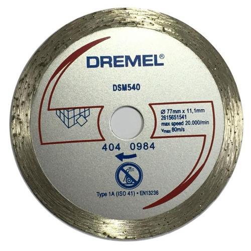 disco diamantado azulejos sm540 dremel saw max dremel