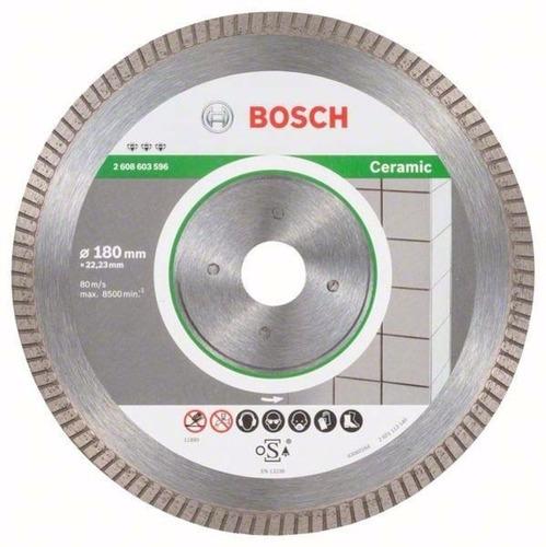 disco diamantado bosch porcelanato marmol  180 mm 7 pulgadas