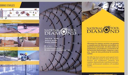 disco diamantados