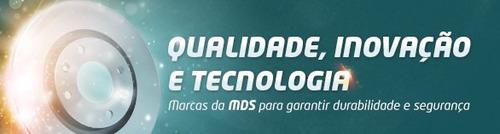 disco dianteiro mds sólido brasilia fusca variant d03