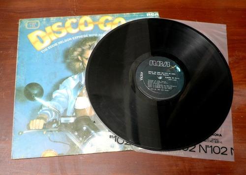 disco disco vinilo