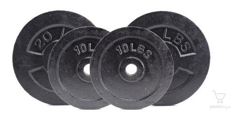 disco discos pesas x libras lb hierro colado alta calidad