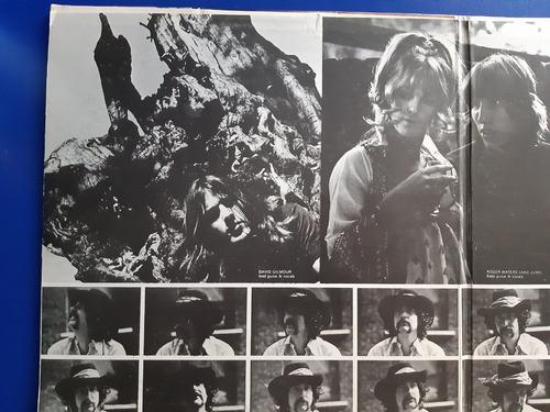 disco doble lp vinilo pink floyd - ummagumma usa 1969