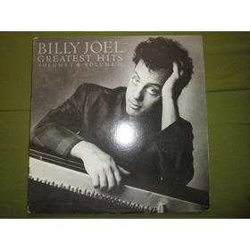 Disco Doble Vinyl Importado Billy Joel Greatest Hits (1985)