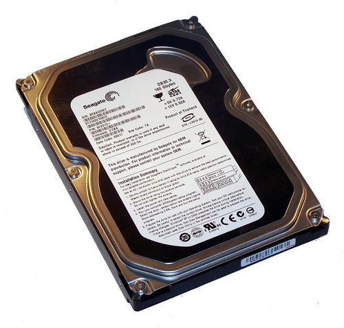 disco duro 160gb nuevo sellado ide seagate sellado pc o dvr
