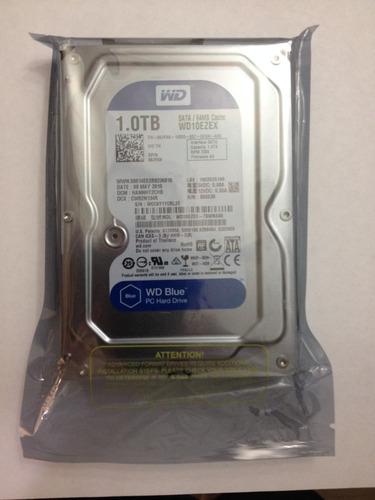 disco duro 1tb sata 7200rpm seagate y western digital nuevos