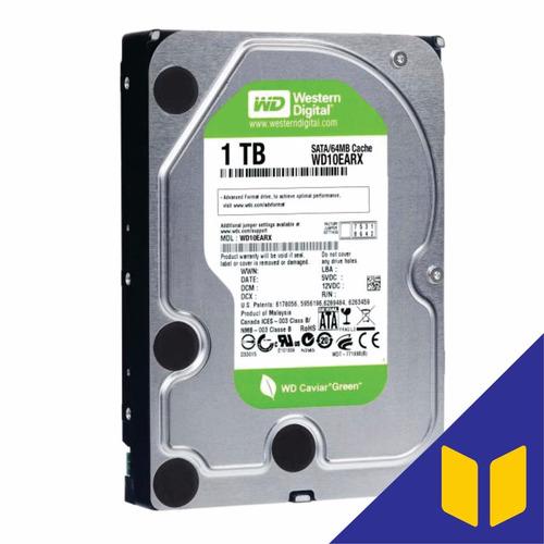 disco duro 1tb sata dvr 7200rpm 3.5 + garantia