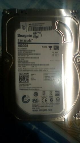 disco duro 1tb sata interno 3,5 pc 1000gb 7200rpm 64mb