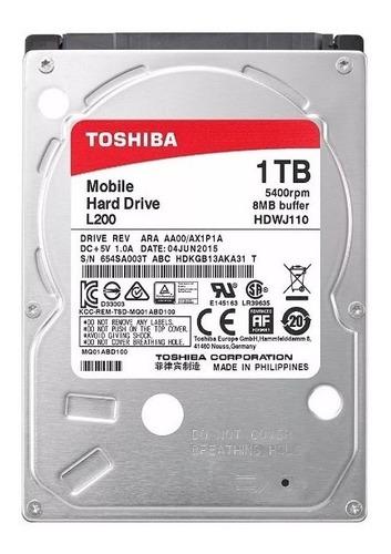disco duro 1tb toshiba para laptop