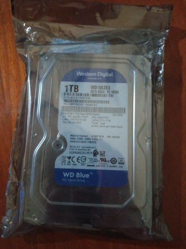 disco duro 1tb western digital
