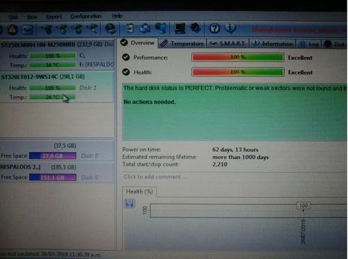 disco duro 250 laptop,