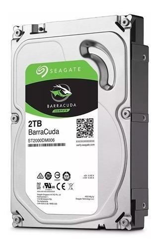 disco duro 2tb seagate pc interno 3.5 barracuda st2000dm008