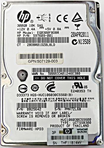disco duro 300gb