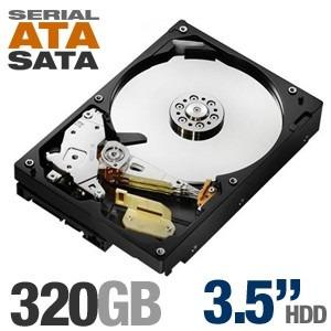 disco duro 320gb sata 3.5 para pc y dvr inc. iva