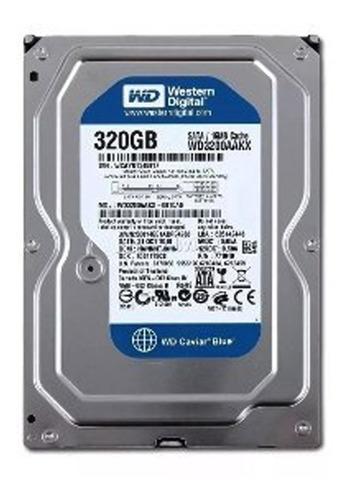 disco duro 320gb sata pull refurbished western digital dvr