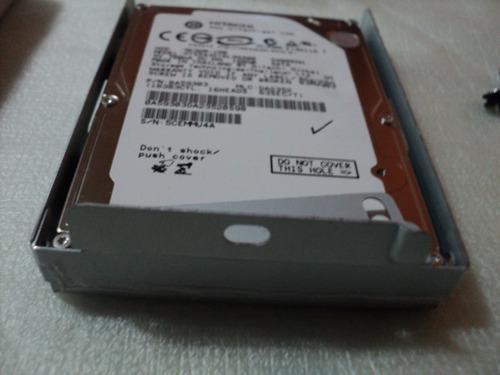 disco duro 320gb + soporte metálico para  ps3 super slim 12g