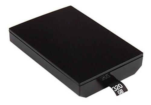 disco duro 320gb xbox 360 slim con 60 sorpresas