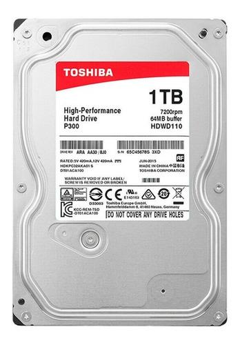 disco duro 3,5 1tb v300 5700rpm sata 4cam nvr/dvr toshiba