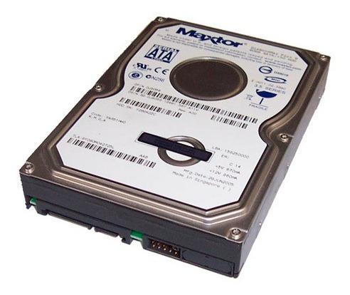 disco duro 3.5 200gb sata maxtor
