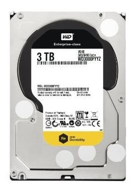 disco duro 3.5 3tb sata3 wd purple 7200rpm enterprise|tecsys