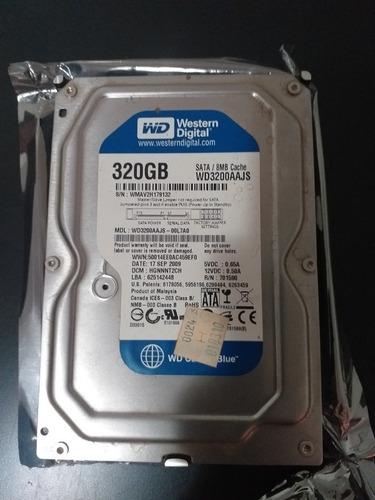 disco duro 3.5  pc 320gb usado