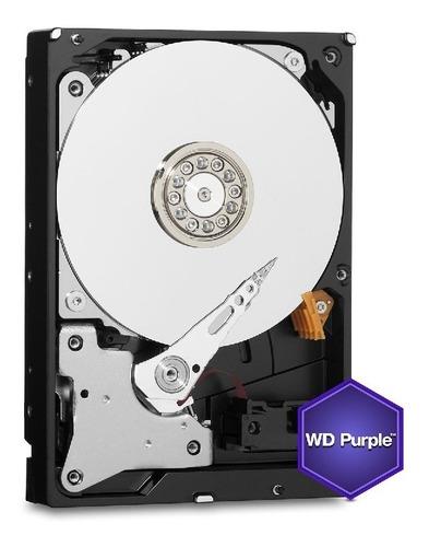 disco duro 3.5  wd purple 4tb sata3 intellipower rpm