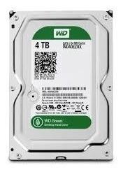 disco duro 4tb wester digital wd40ezrx 3,5  sata 6gb/s 7200r